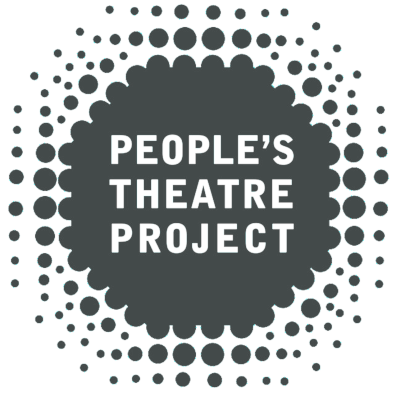 logo of Peoples Theatre Project